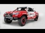 Honda Unlimited Ridgeline Off-Road Truck Reveal